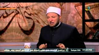 مدير الفتوى يوضح حكم اقتباس «آية قرآنية» في رسالة علمية