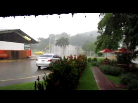 Rainy Season in Panama