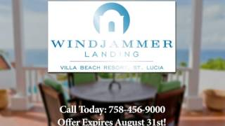 Windjammer Landing in St. Lucia (August 2014 Discount)