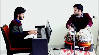 Dil Diyan Gallan Instrumental - Piano/Tabla Cover
