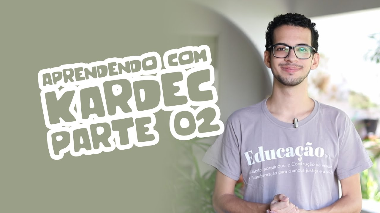 APRENDENDO COM KARDEC - THIAGO TOLEDO