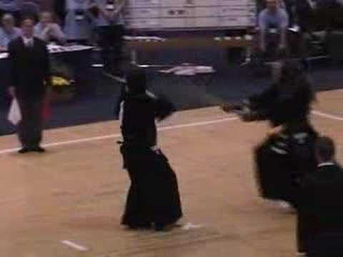 12th World Kendo Championship Video