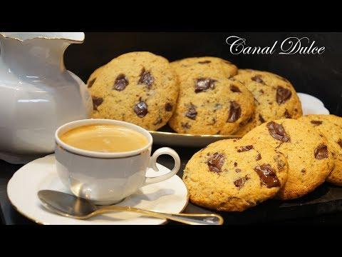CHIP COOKIES CHOCOLATE RECETA ORIGINAL