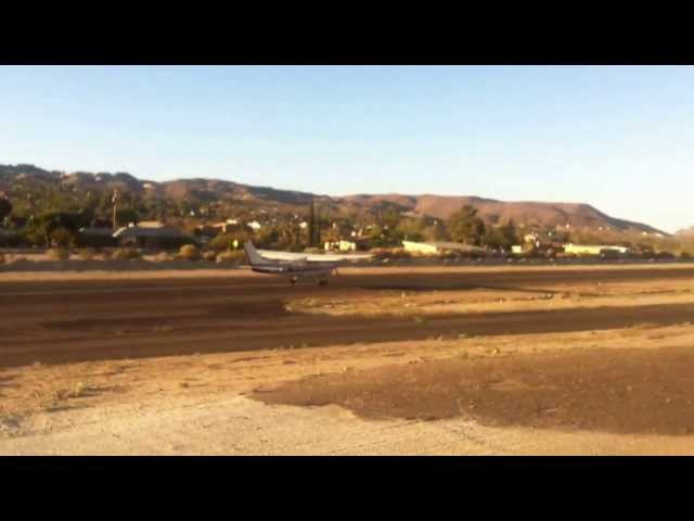 Touch Down Yucca Valley...