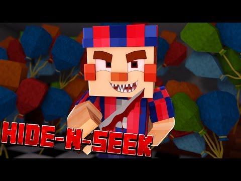 Minecraft FNAF Sister Location HIDE N SEEK w/ BALLOON BOY #1 (Minecraft FNAF Roleplay)