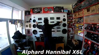 Сравнение Alphard Hannibal X6L vs. MOMO HE-715s