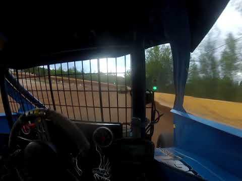 Hamlin Speedway #12 Stage 1 Heat Race 5-11-19