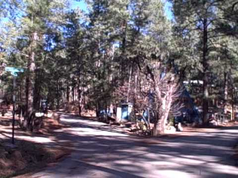 Whispering Pines Cabins Ruidoso, NM