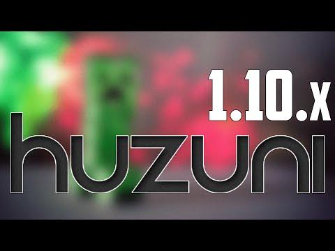 Minecraft - Huzuni Client 1.10.x (with OptiFine) Minecraft Hacked Client - WiZARD HAX