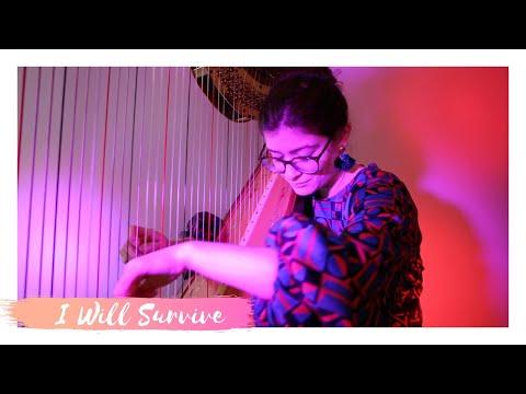 I Will Survive (Gloria Gaynor) - HARP COVER - Sam MacAdam