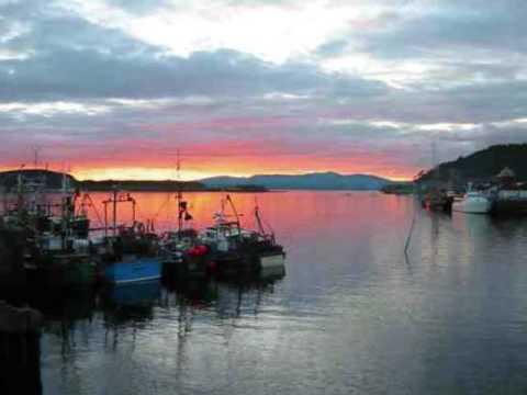 North Sea Gas --- Loch Tay Boat Song