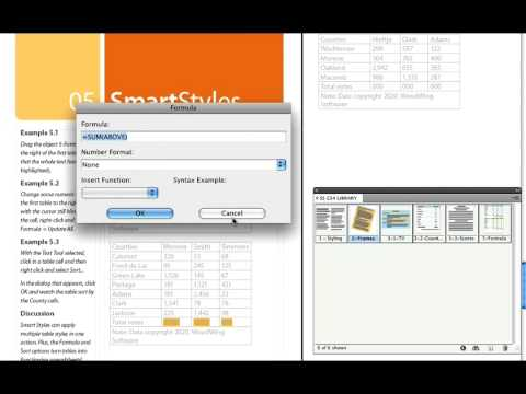 Smart Styles - Adobe InDesign plugin | WoodWing Software