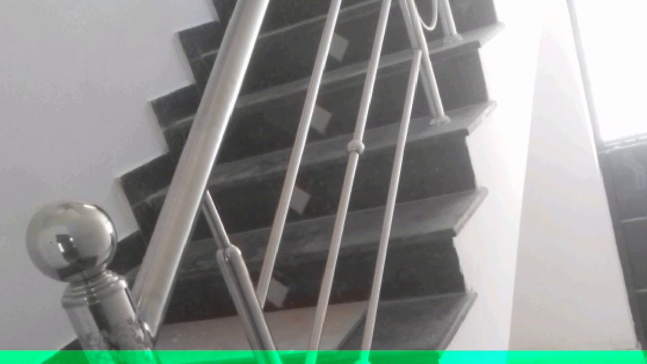 Steel Railing Design Aal Type Jindal Steel Railing Simple