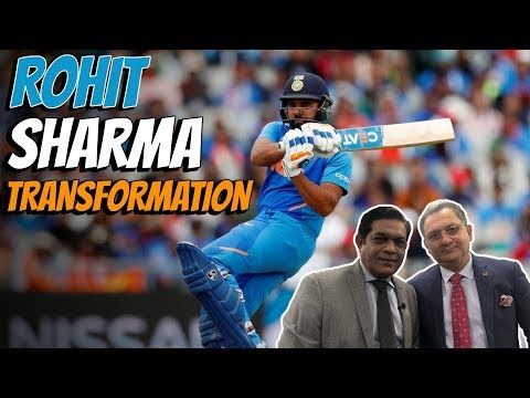 Rohit Sharma Transformation | Detailed Analysis | Caught Behind