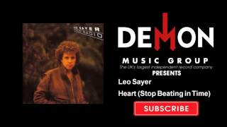 Leo Sayer - Heart - Stop Beating in Time