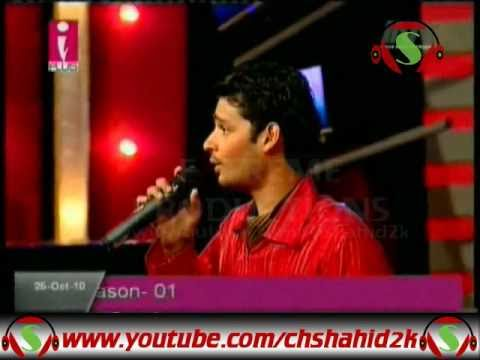 Asif Ali Babar Jag Soona Soona Pakistan Sangeet Icon 1 Elimination 10