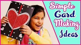 Beautiful Birthday Greeting Card Idea, DIY Birthday card, tutorial|for kids (Aishmin Diy)