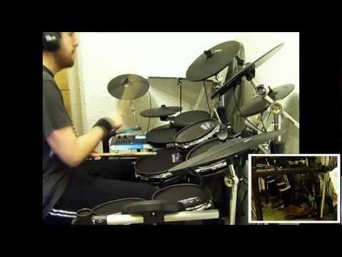Genesis - Illegal Alien (Drum Cover - Franki Bio)