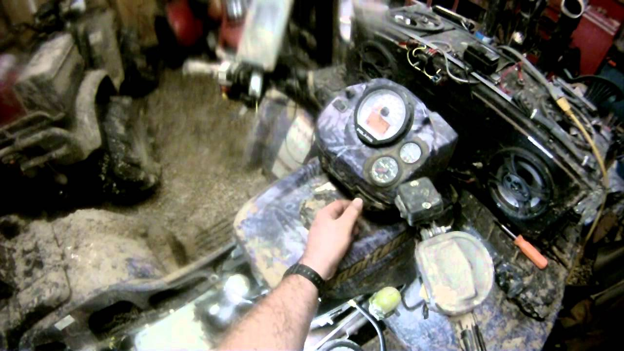 line voltage thermostat wiring diagram 1987 delco radio polaris 800 fuel filter pt1 - youtube