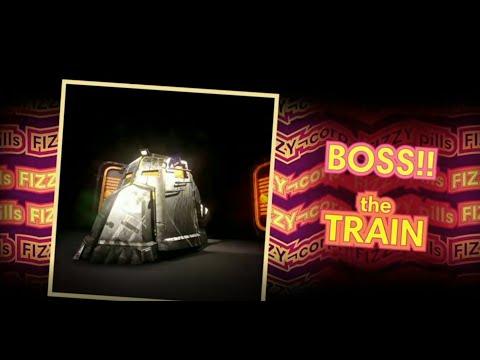 Freakout Calamity TV Show - Train Boss - Chapter 2 Level 4  