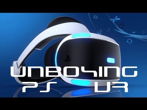 Unboxing   Playstation VR   Una opción más en el canal