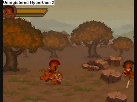 Flash game gameplay series – Double Edged