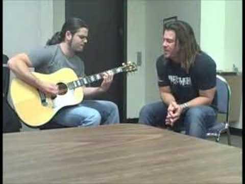 QDR Acoustic Cafe: Christian Kane