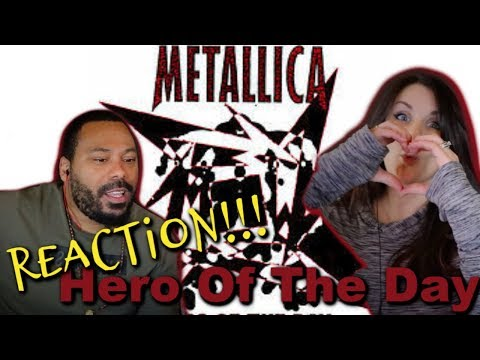 Hero of the Day - Metallica & San Francisco Symphonic Orchestra Reaction!!