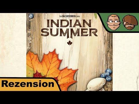 Indian Summer - Brettspiel - Review