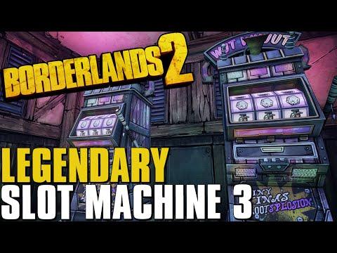 Borderlands 2 Weapon Slots