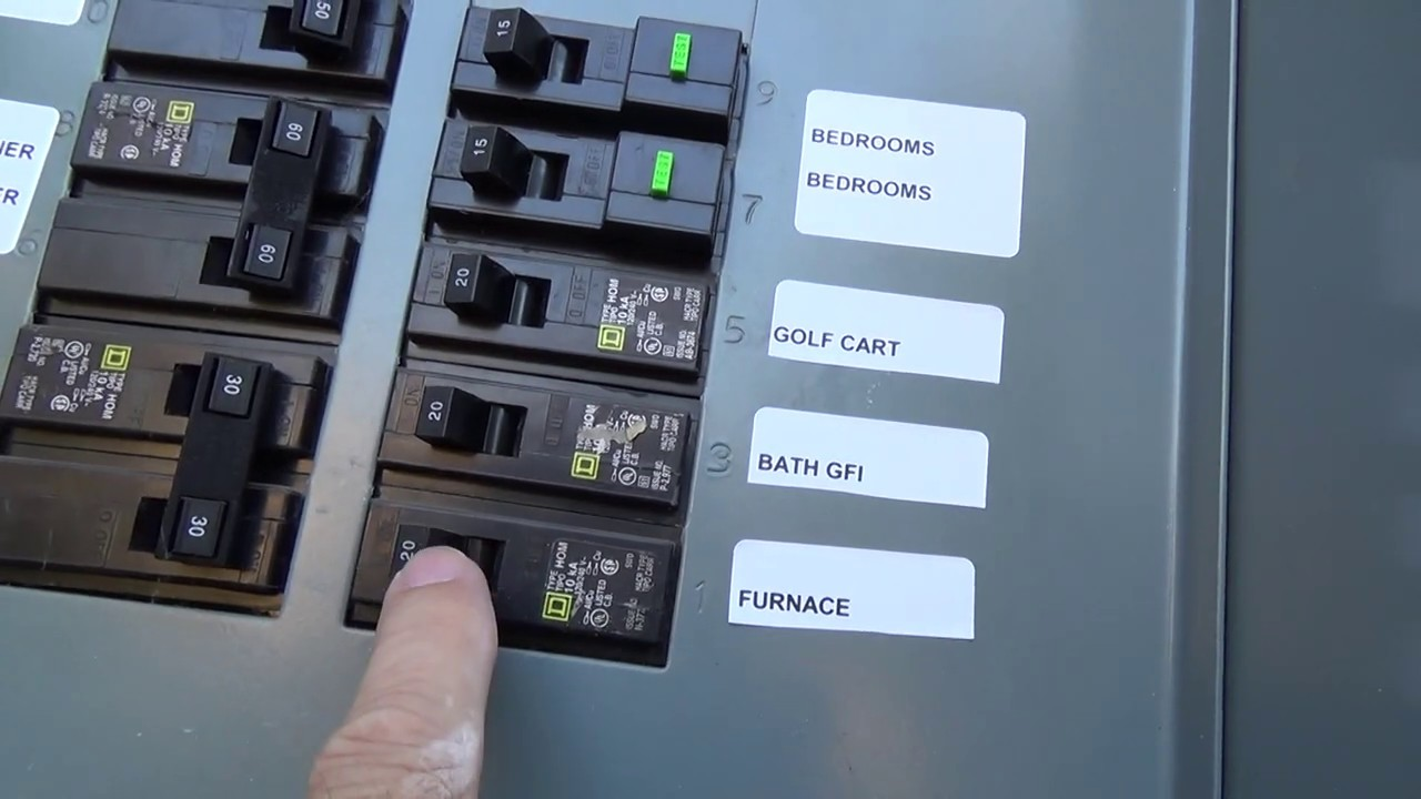 How To Install More Breakers To A Full Electrical Sub