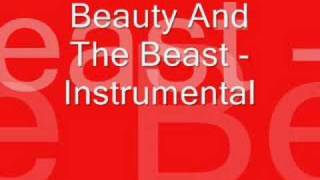 Beauty And The Beast - Instrumental