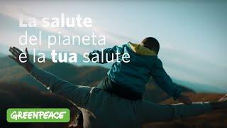 Proteggi il Pianeta insieme a noi - Dona il 5x1000 a Greenpeace