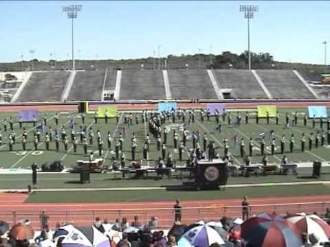 UIL clark cougar band