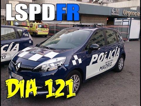 LSPDFR | Día 121 | Policia Municipal de Madrid