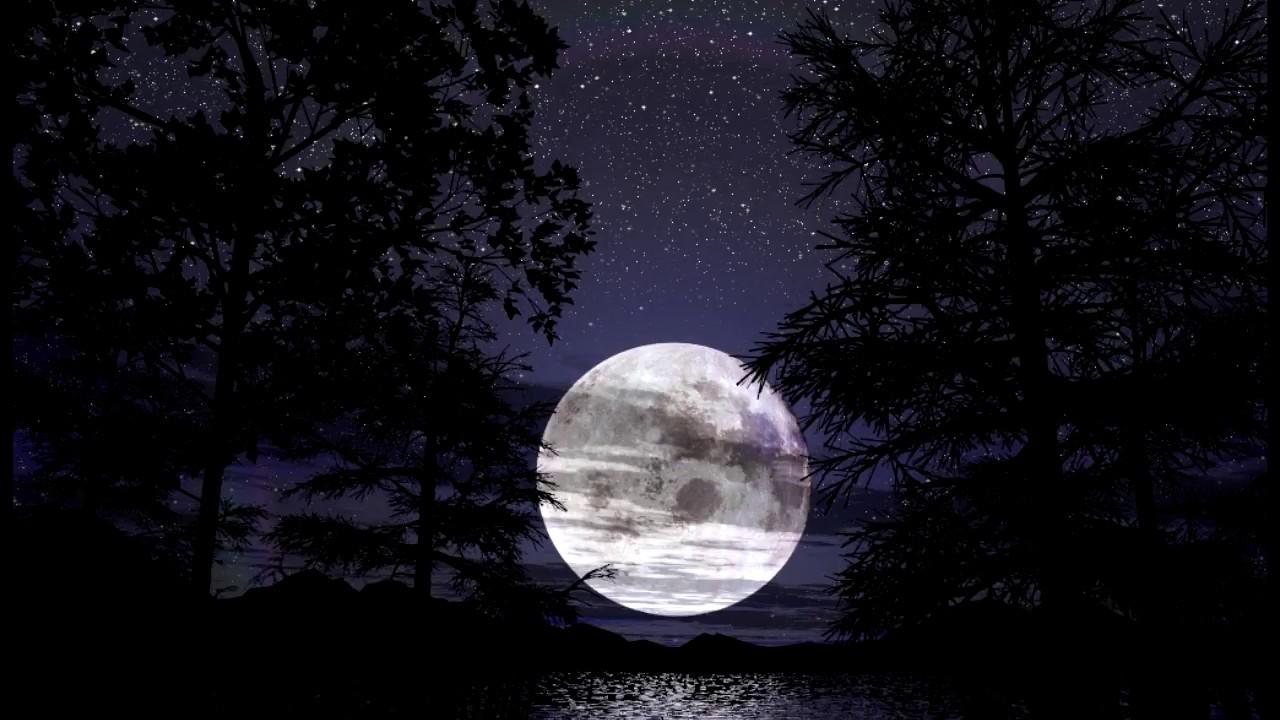 Среды, лунная соната открытка