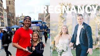 a marathon marriage | shawn johnson + andrew east
