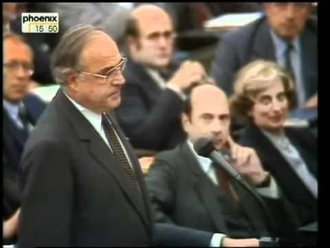 6. Kanzler BRD - Helmut Kohl - Der Patriot Teil 1 von 5