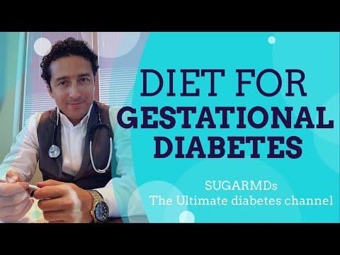 GESTATIONAL Diabetes Diet! The best diet for Gestational diabetes! By Dr. Ergin