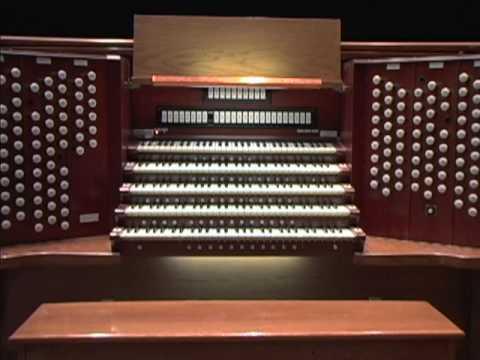 Cleveland Auditorium E.M. Skinner Pipe Organ
