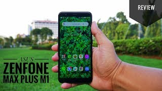 ASUS Zenfone Max Plus M1 Review Indonesia