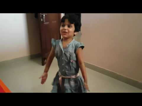 A Cute Baby Dance in Song Dj Wala Gana By AMit Dhull