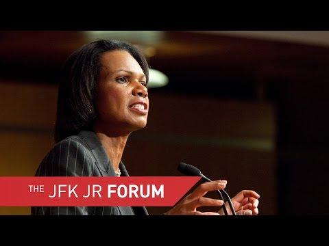 The W.E.B. Du Bois Lecture Series- A public address by: The Honorable Condoleezza Rice