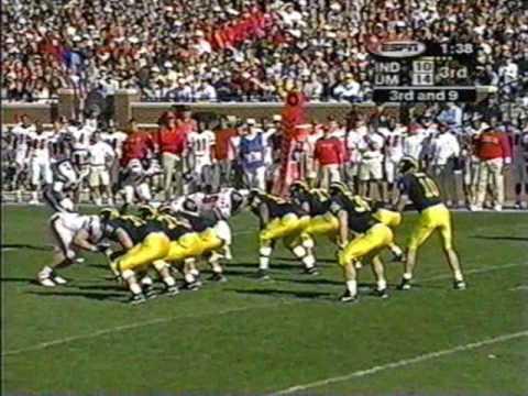 1998: Michigan 21 Indiana 10