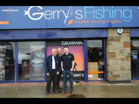 Ep  127 Gerry Foote, Gerry's of Morecambe