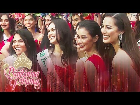 Pre-Pageant Competition Highlights | Binibining Pilipinas