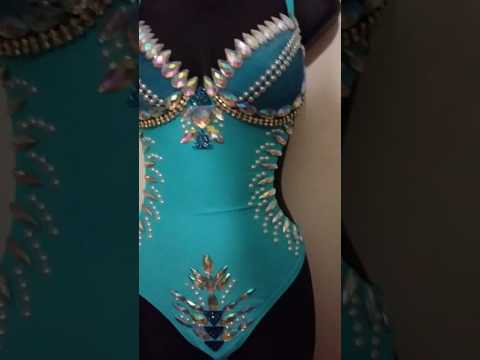 Carnival Costume by Nat Elegance Designs
