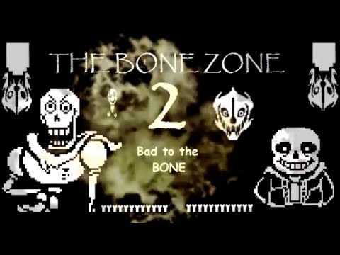 "Undertale ""The Bone Zone 2- Bad to the Bone"" Trailer (Comic Dub)"