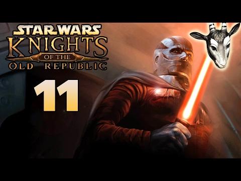 """#11 ● Die Ausgestoßenen in den Slums ● LET'S PLAY """"Star Wars: Knights of the Old Republic"""""""