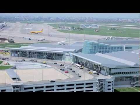 "Sofia Airport ""75 years of growth"""